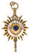 Key of Nations (100 Members)